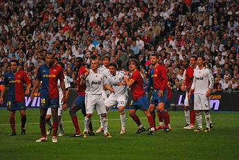 FC Barcelona vs Real Madrid CF